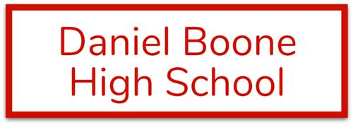 daniel boone high button