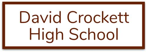david crockett high button